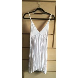 Cejon White Dress-Medium